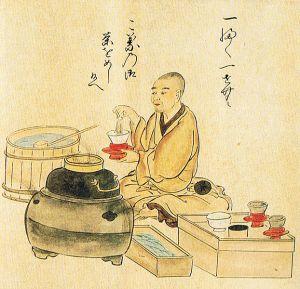 התה, המצרך היומיומי והפשוט ביותר הפך להיות כלי בידי המחפשים רוחניות והארה.